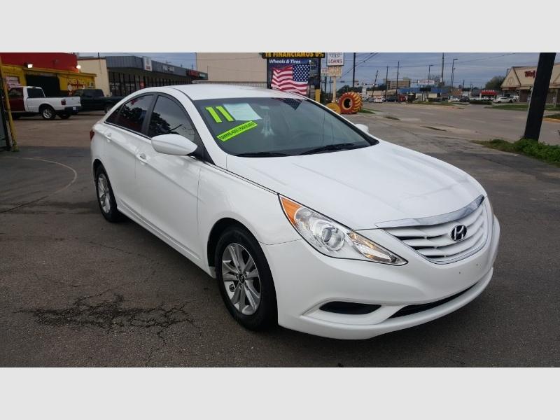 Hyundai Sonata 2011 price $5,899 Cash