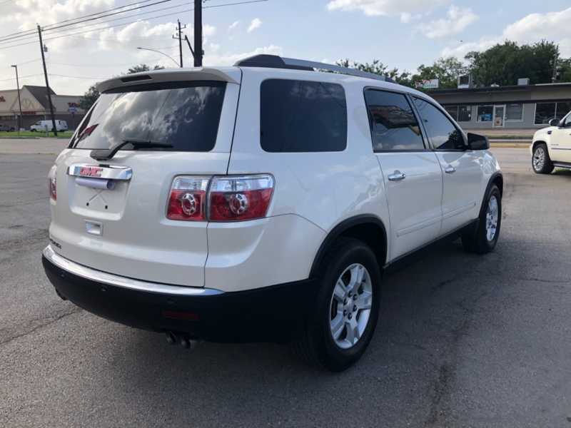 GMC Acadia 2010 price $2,000 Down