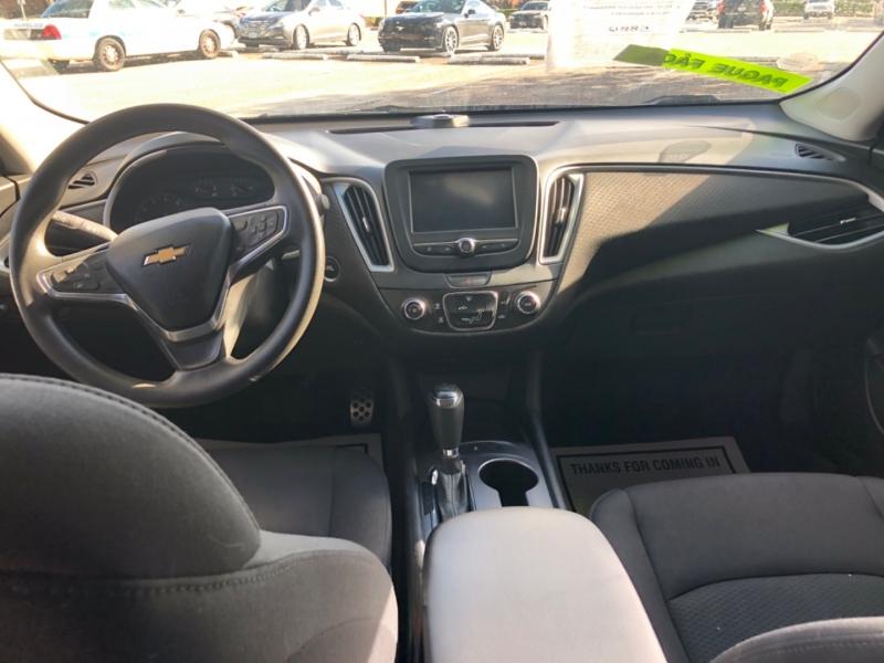Chevrolet Malibu 2017 price $3,499 Down