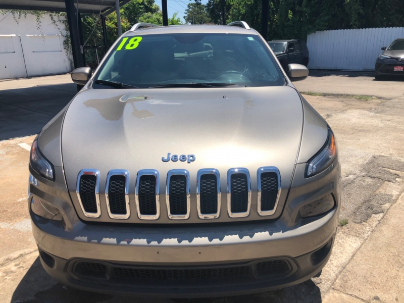 Jeep Cherokee 2018 price $3,999 Down