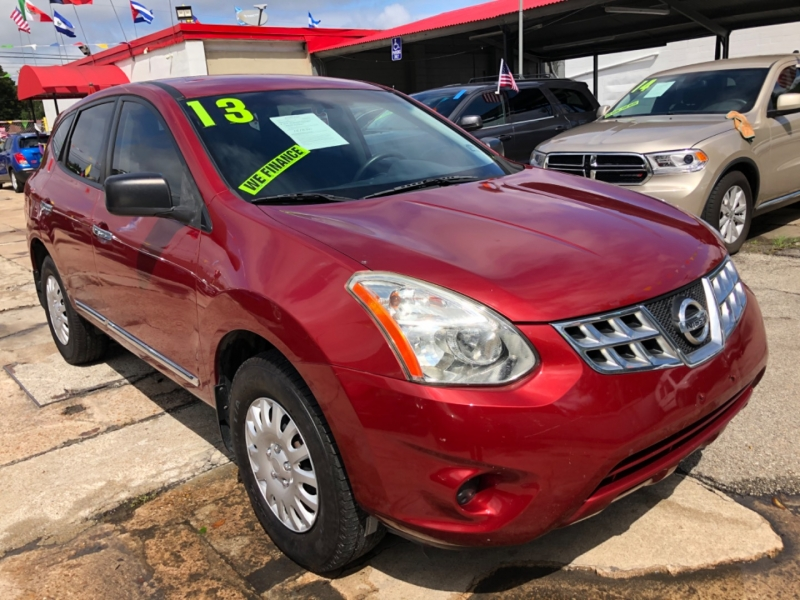 Nissan Rogue 2013 price $2,000 Down