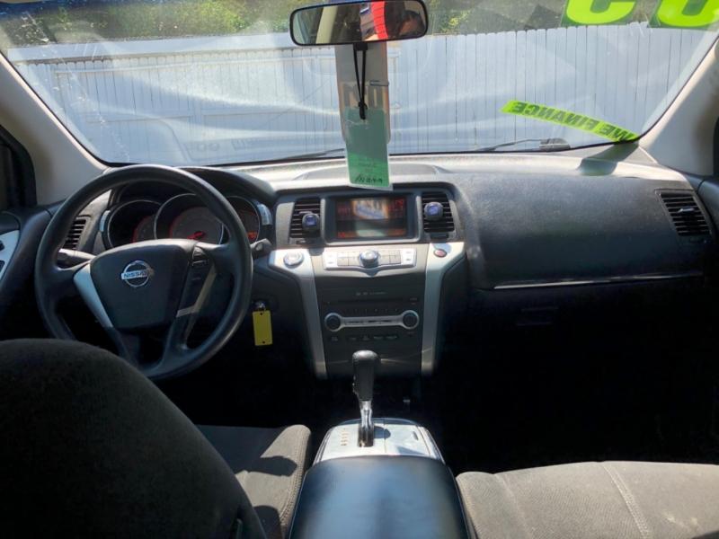Nissan Murano 2009 price $1,500 Down