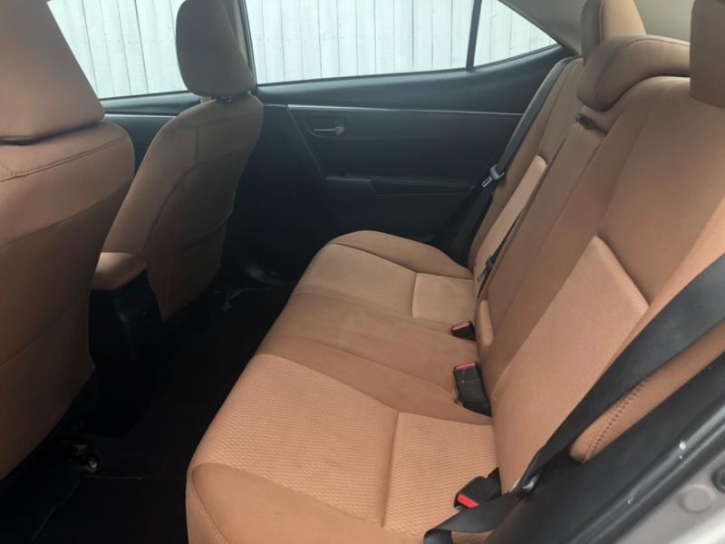 Toyota Corolla 2015 price $2,500 Down