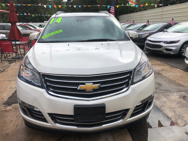 Chevrolet Traverse 2014 price $3,500 Down
