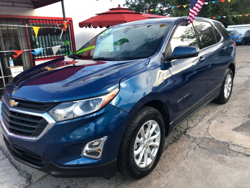 Chevrolet Equinox 2019 price $3,999 Down