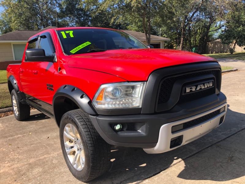 RAM 1500 2017 price $28,799 Cash