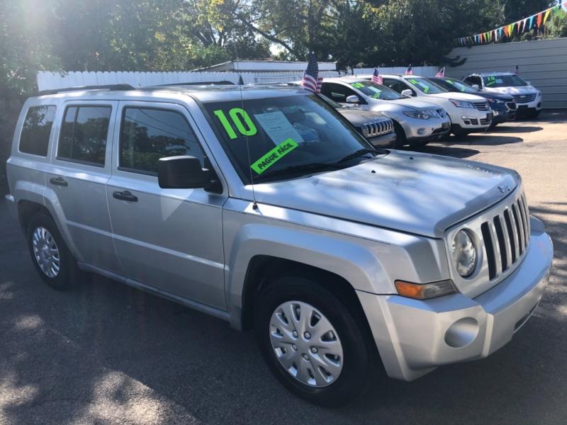 Jeep Patriot 2010 price $2,000 Down