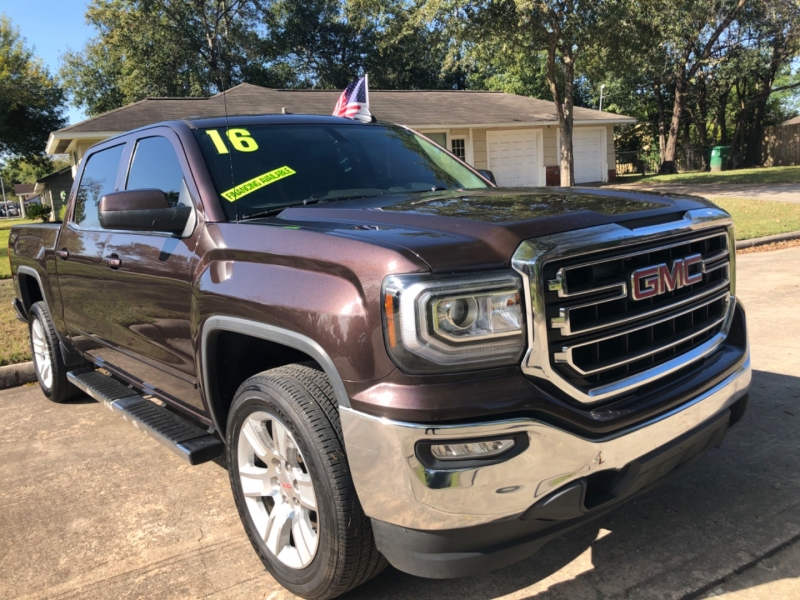 GMC Sierra 1500 2016 price $8,000 Down
