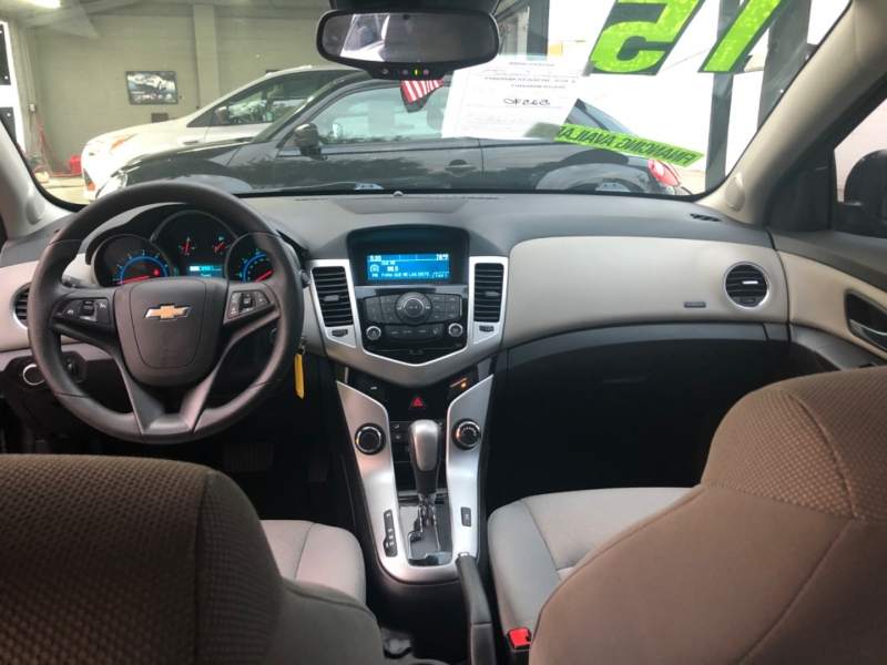 Chevrolet Cruze 2015 price $2,000 Down