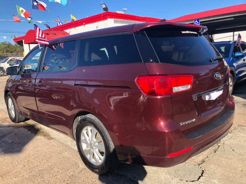 Kia Sedona 2017 price $2,499 Down