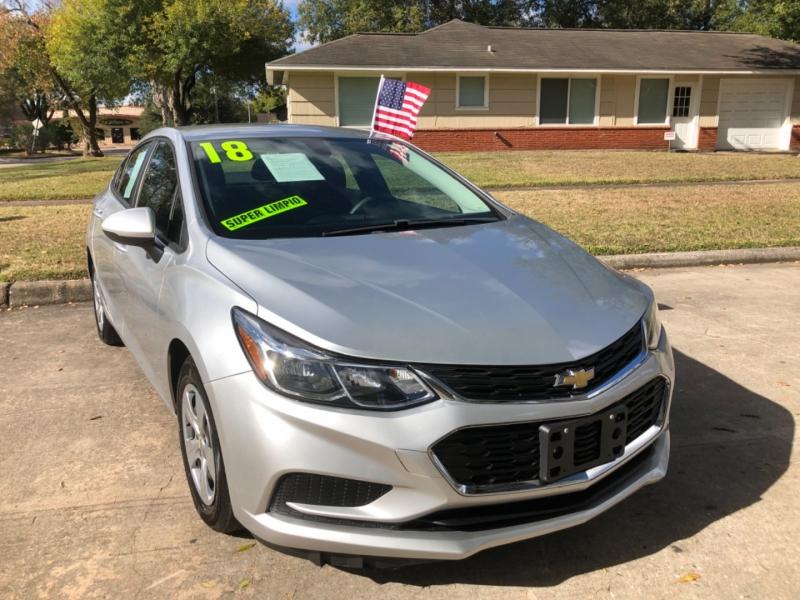 Chevrolet Cruze 2018 price $3,500 Down