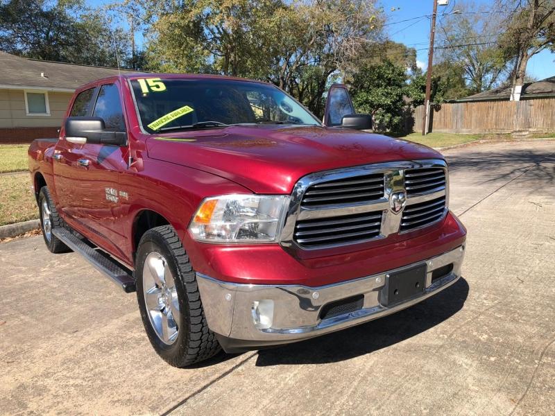 RAM 1500 2015 price $4,000 Down