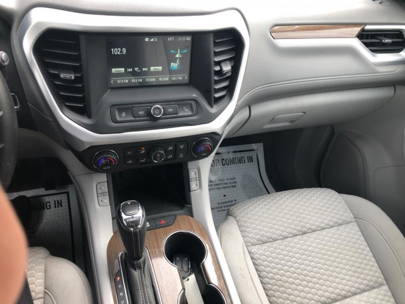 GMC Acadia 2018 price $3,999 Down