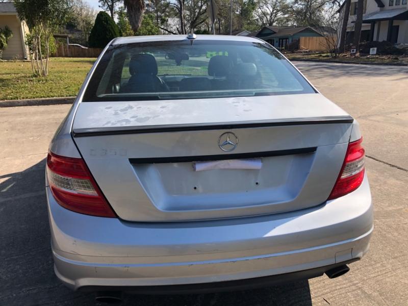 Mercedes-Benz C-Class 2008 price $4,999 Cash