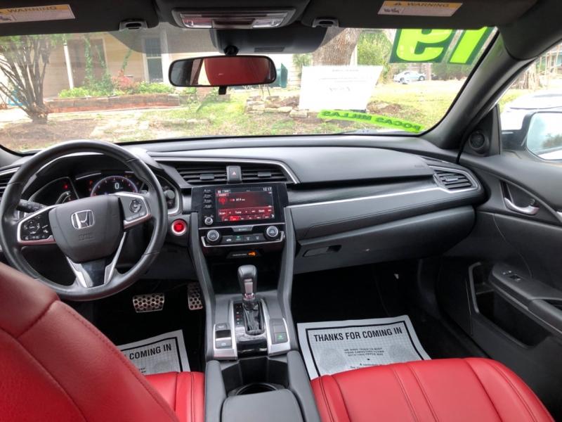 Honda Civic Sedan 2019 price $3,999 Down