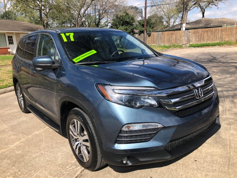 Honda Pilot 2017 price $4,000 Down
