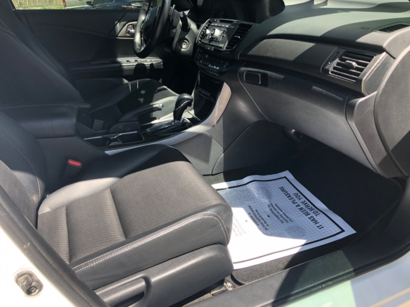 Honda Accord Sedan 2017 price $4,000 Down