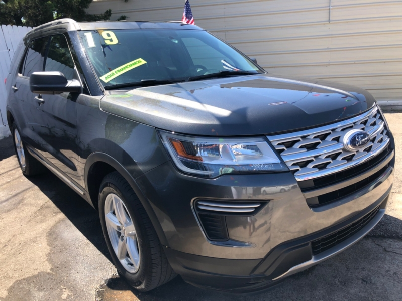 Ford Explorer 2019 price $5,000 Down