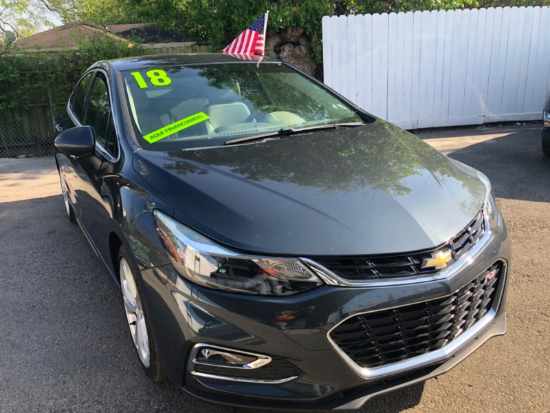 Chevrolet Cruze 2018 price $3,499 Down