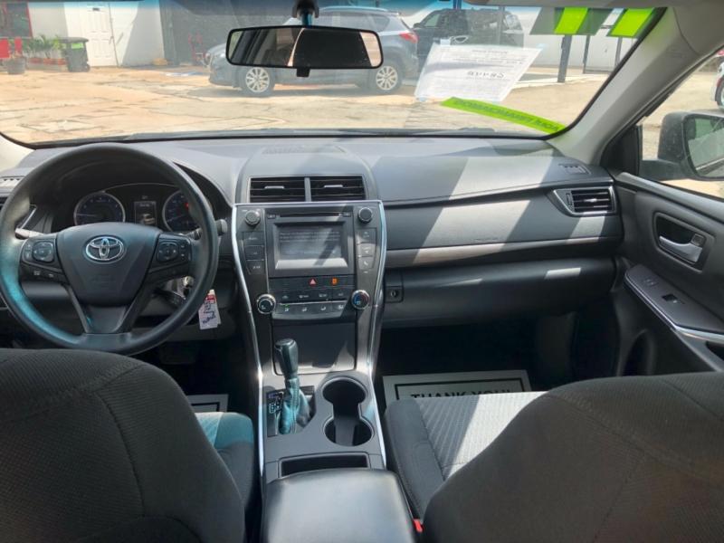 Toyota Camry 2017 price $3,500 Down