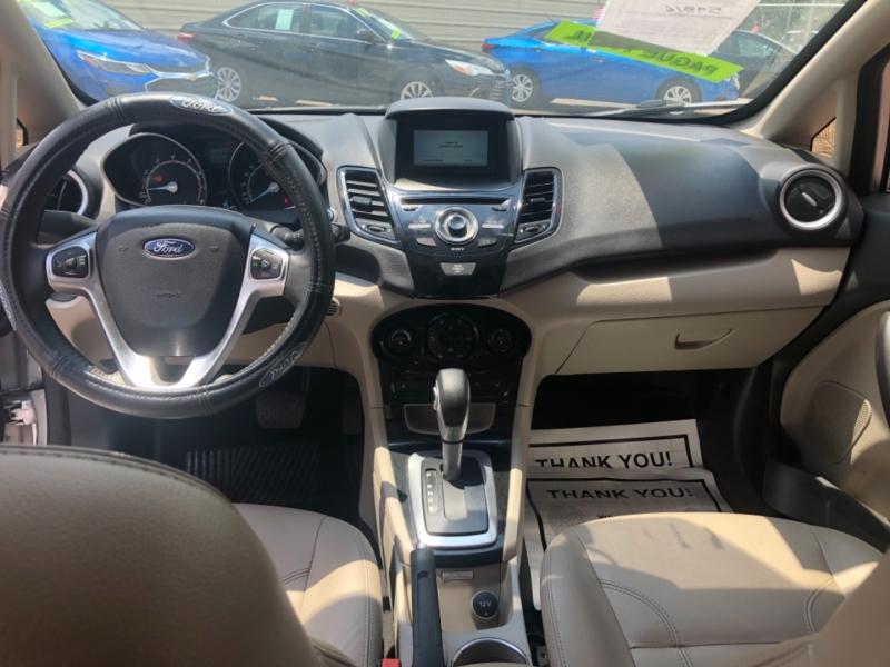Ford Fiesta 2017 price $2,500 Down