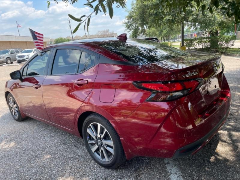 Nissan Versa Sedan 2020 price $4,000 Down