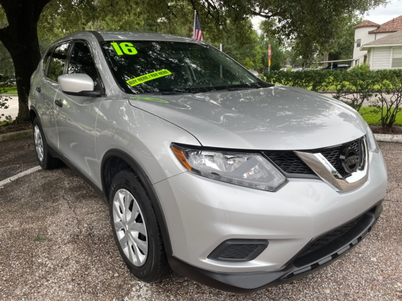Nissan Rogue 2016 price $3,500 Down