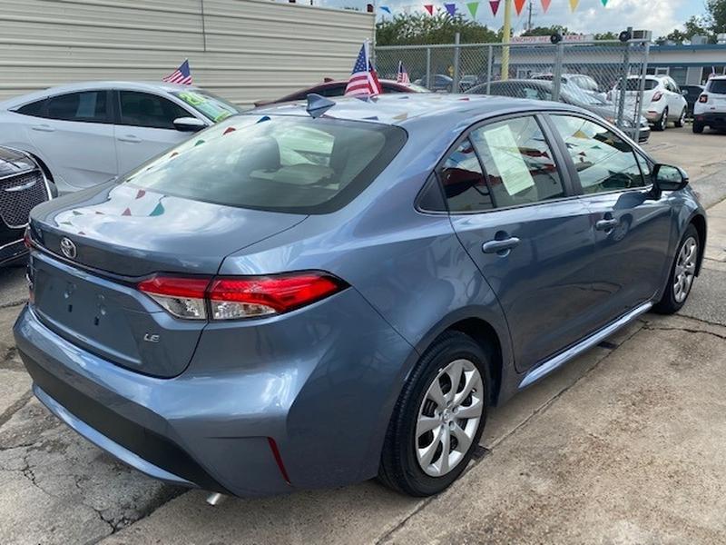 Toyota Corolla 2020 price $4,000