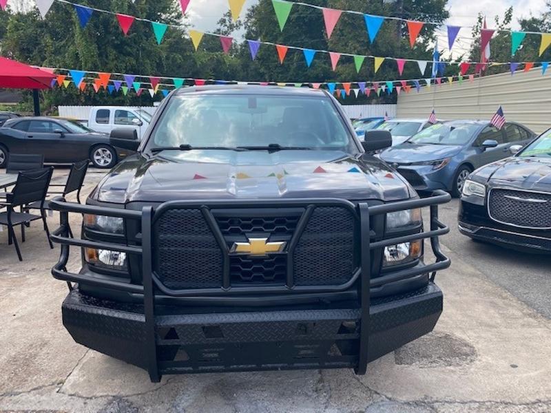 Chevrolet Silverado 1500 2014 price $6,000