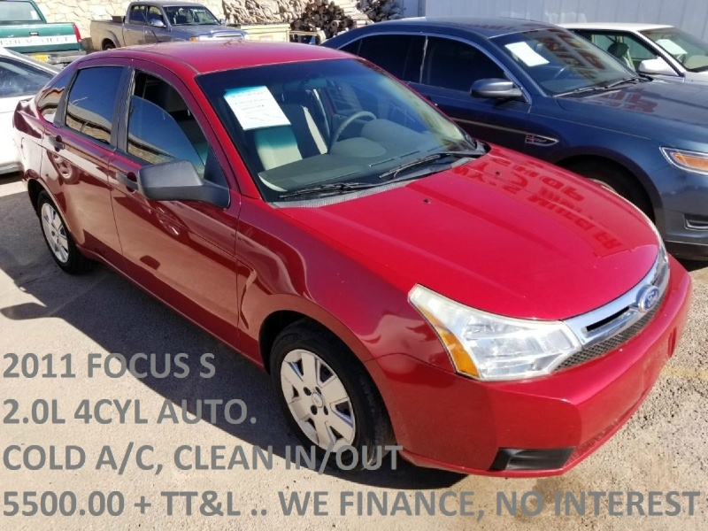 Ford Focus 2011 price $5,500