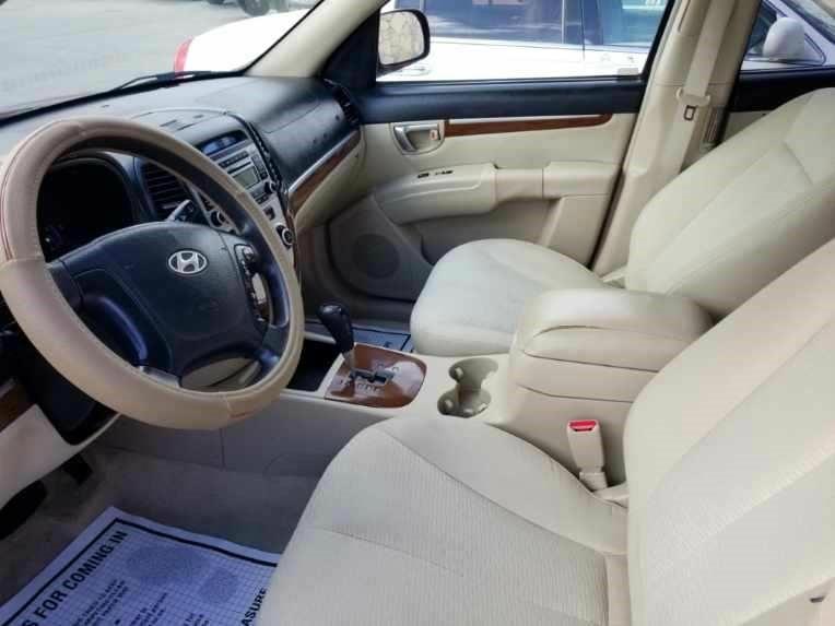 Hyundai Santa Fe 2007 price $5,495