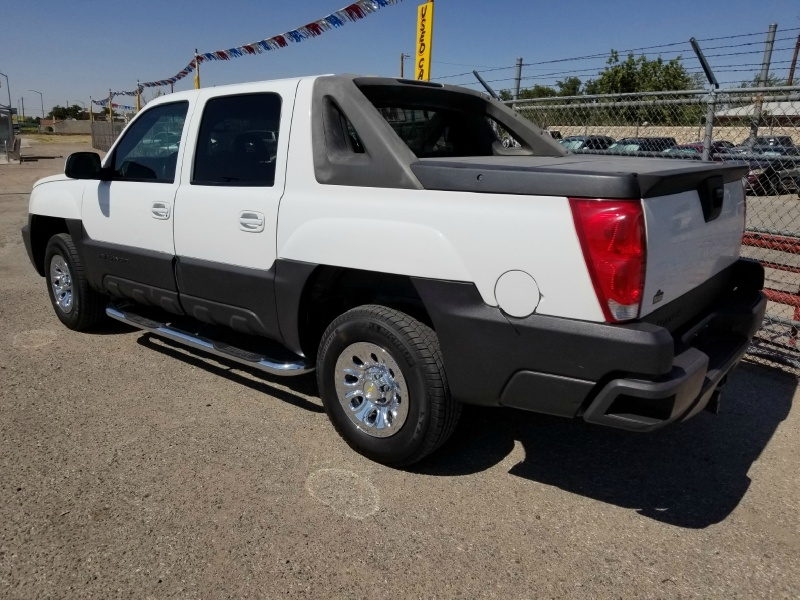 Chevrolet Avalanche 2003 price $6,995