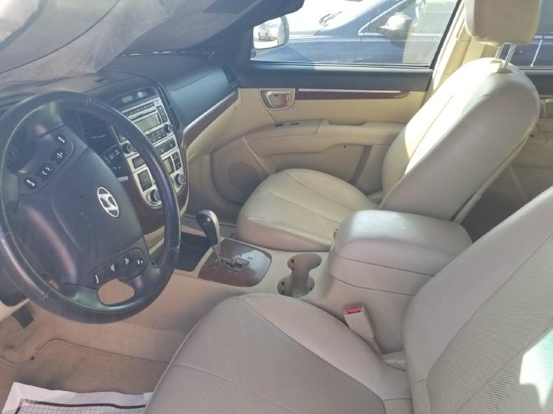 Hyundai Santa Fe 2007 price $5,500
