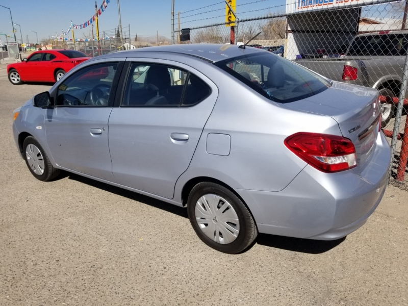 Mitsubishi Mirage G4 2017 price $7,995