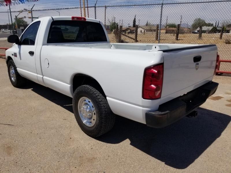 Dodge Ram 2500 2008 price $7,500
