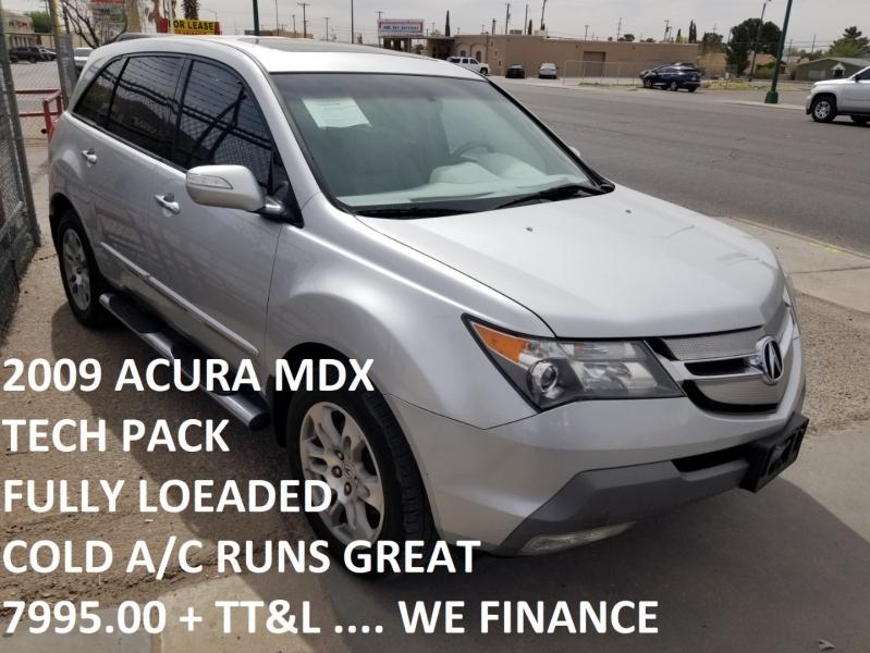 Acura MDX 2009 price $7,995