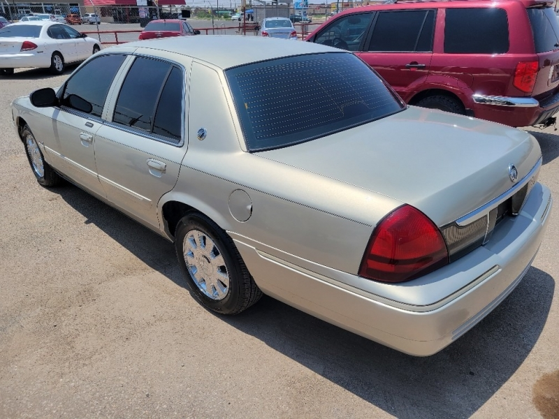 Mercury Grand Marquis 2006 price $4,500