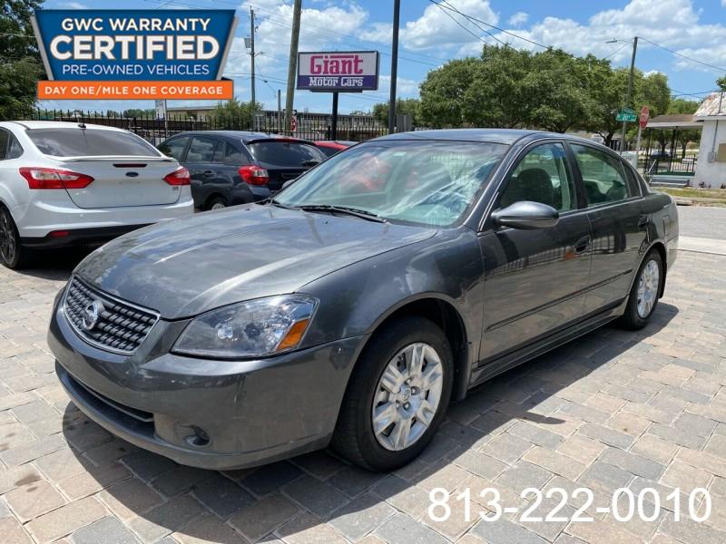 Nissan Altima 2006 price $4,997