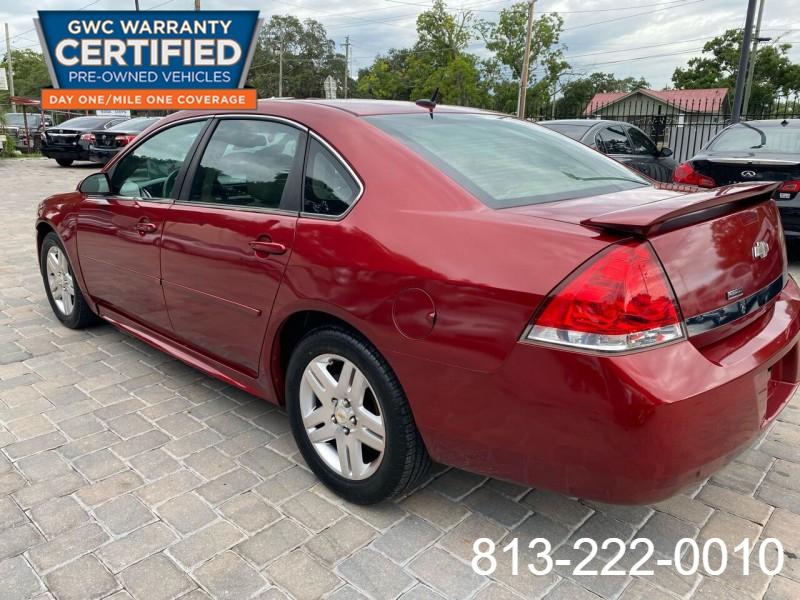 Chevrolet Impala 2011 price $7,497