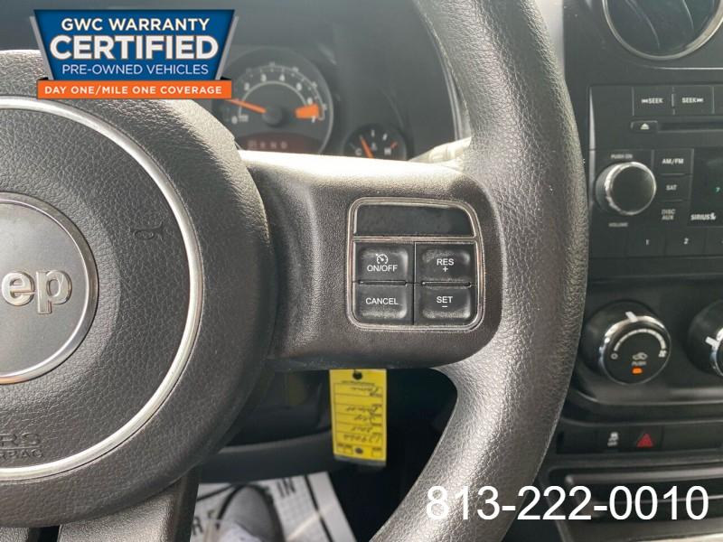 Jeep Patriot 2015 price $12,497