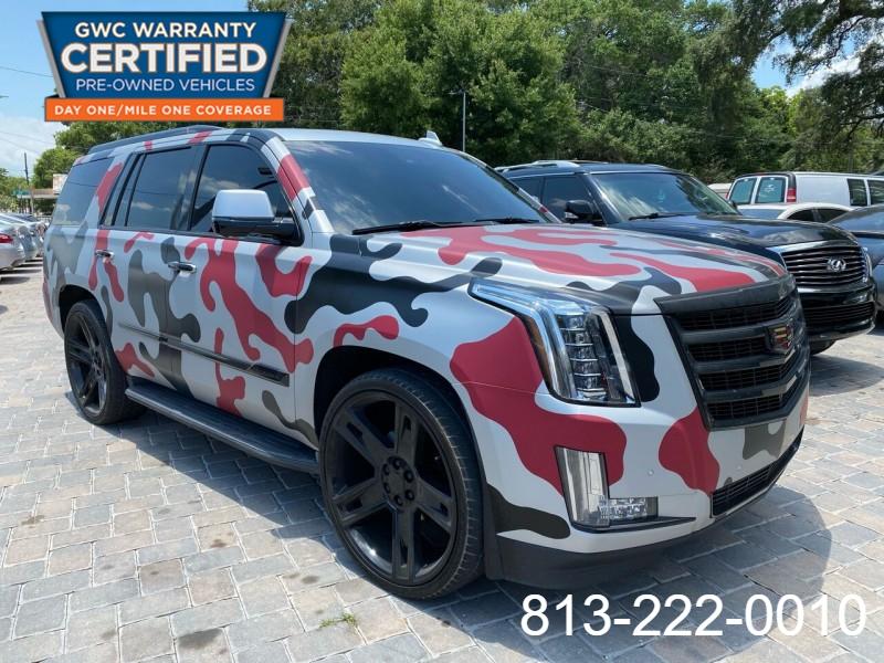 Cadillac Escalade 2016 price $46,997