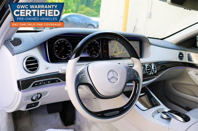 Mercedes-Benz S-Class 2015 price $39,997