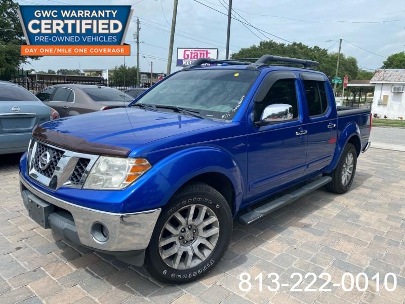 Nissan Frontier 2012 price $17,497
