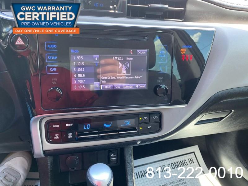 Toyota Corolla 2018 price $20,497