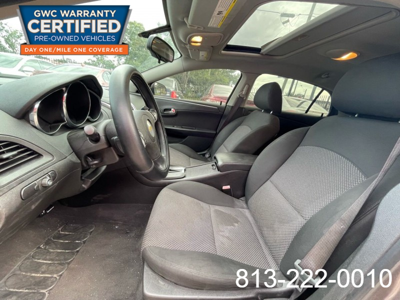 Chevrolet Malibu 2010 price $9,497