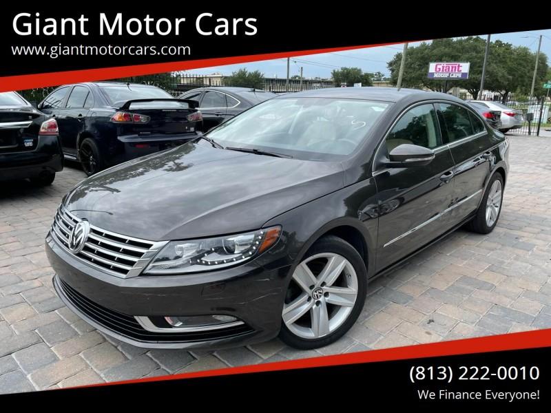 Volkswagen CC 2015 price $16,497