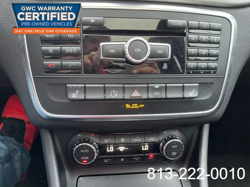 Mercedes-Benz CLA 2014 price $25,997