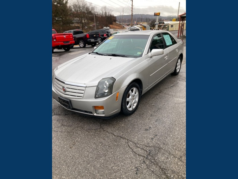 CADILLAC CTS 2007 price $3,990