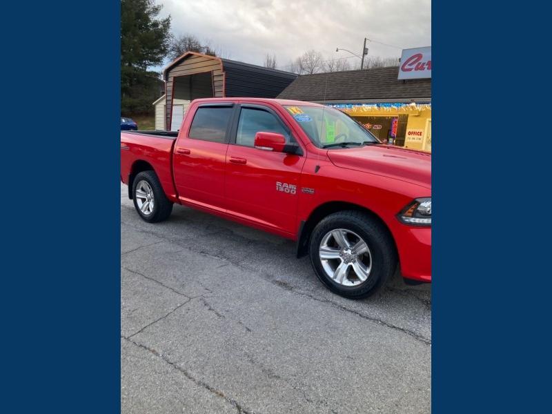 RAM 1500 2014 price $25,990