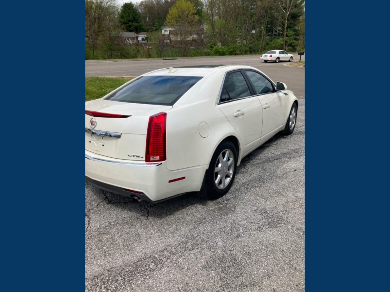 CADILLAC CTS AWD 2009 price $8,990
